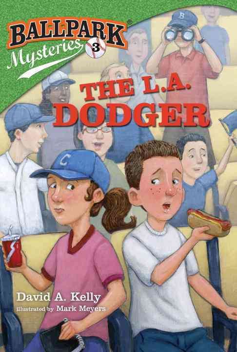 The L.A. Dodger By Kelly, David A./ Meyers, Mark (ILT)